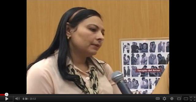Testimonio: Sra. Thais de Arias y Sr. Alexander Arias